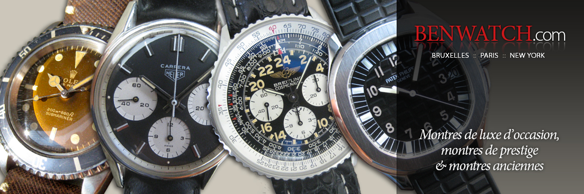Benwatch - Pre Owned Luxury Watches – Used Swiss Watches – Vintage Watches